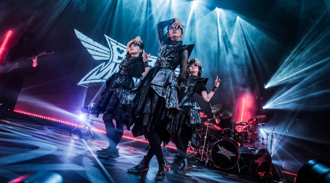 REVIEW: Babymetal rocks the Warfield with a visually spectacular show