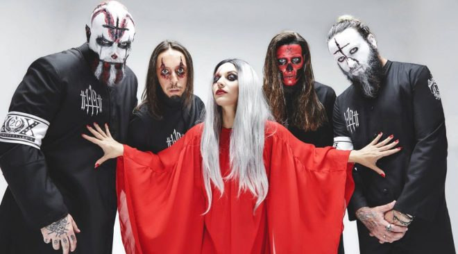 ALBUM REVIEW: Lacuna Coil melds symphonic heaviness on 'Black Anima'