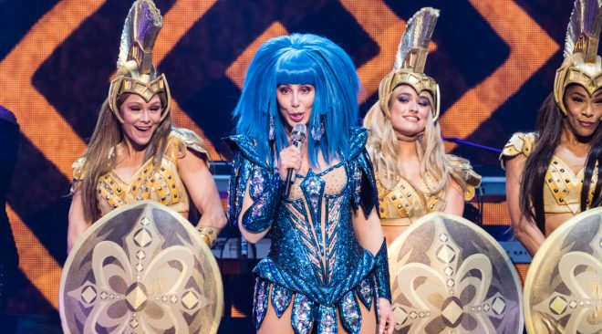 REVIEW: Cher turns back time with ABBA-themed show at Chase Center