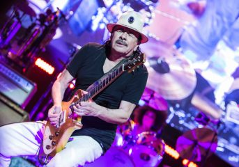 REVIEW: Carlos Santana brings family and friends to Chase Center homecoming