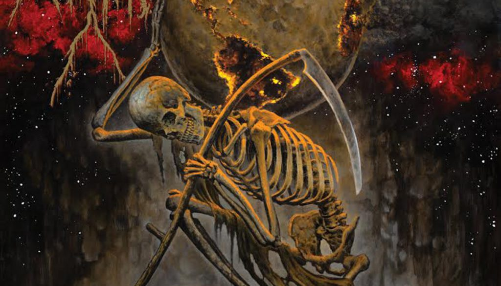 Cattle Decapitation, Death Atlas