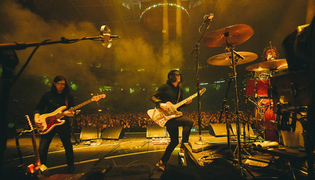 The Raconteurs, Jack White, Not So Silent Night, NSSN