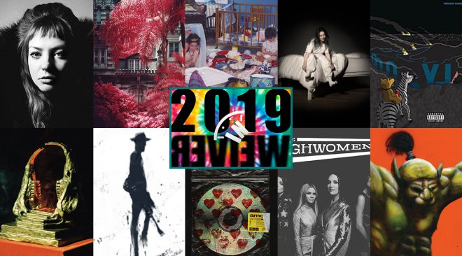The 50 best albums of 2019: 10-1