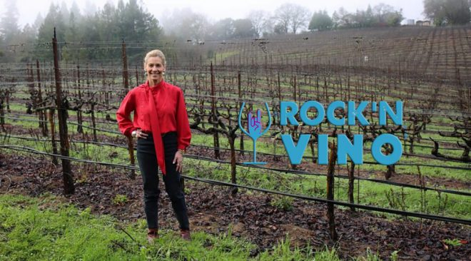 Rock'N Vino: Joy Sterling prepares for her third act with Iron Horse Vineyards