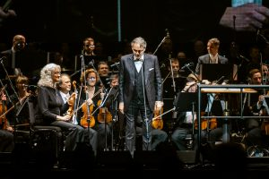 Andrea Bocelli, San Francisco Symphony, San Francisco Chorus