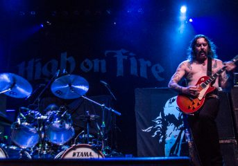 REVIEW: High On Fire burns and returns in ferocious triumph to The UC Theatre