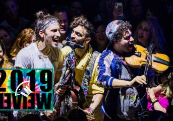 Magic Giant and Sean Liming's top 10 concert photos of 2019