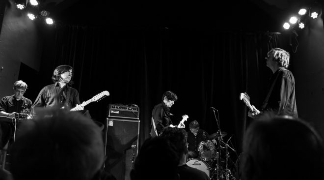 REVIEW: Thurston Moore Group refines audacious noise at The Chapel