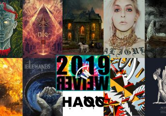 Max Heilman's 50 best metal albums of 2019: 10-1