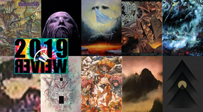 Max Heilman's 50 best metal albums of 2019: 20-11