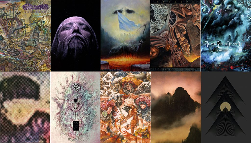 Gatecreeper, Numenorean, False, Abyssal, The Great Old Ones, Russian Circles, Dead To A Dying World, Baroness, Archivist, Uniform & The Body.
