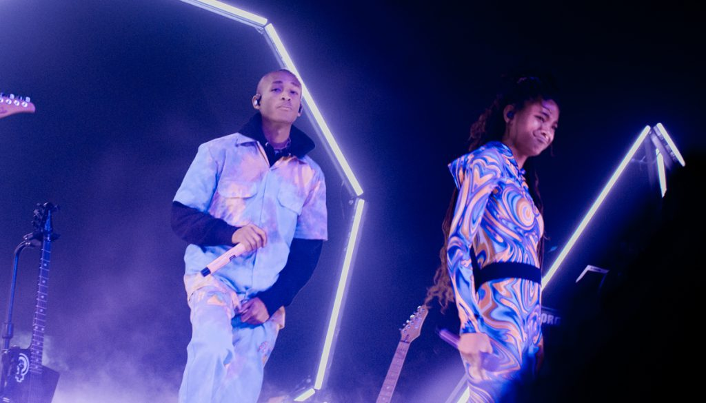 Jaden Smith, Willow Smith, WILLOW