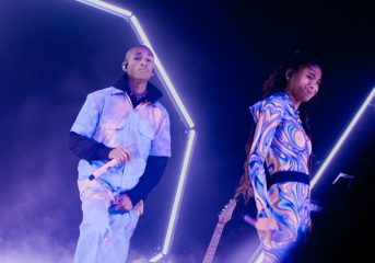 PHOTOS: Jaden and Willow Smith bring contrasting styles to The Warfield