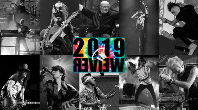 Black and White: Gary Chancer's favorite concerts of 2019