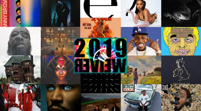 Kyle Kohner's 20 best hip-hop albums of 2019