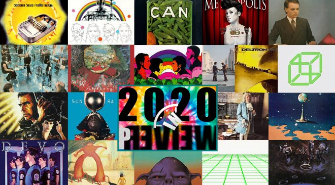 Professor Music's 20 futuristic albums for the 2020s