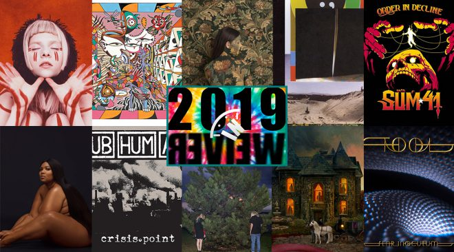 The 50 best albums of 2019: 40-31