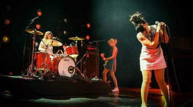 Bikini Kill to play first Bay Area show in 25 years at Burger Boogaloo