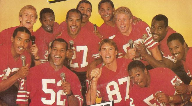 REWIND: Pregame for Super Bowl LIV with five awful team songs from the '80s