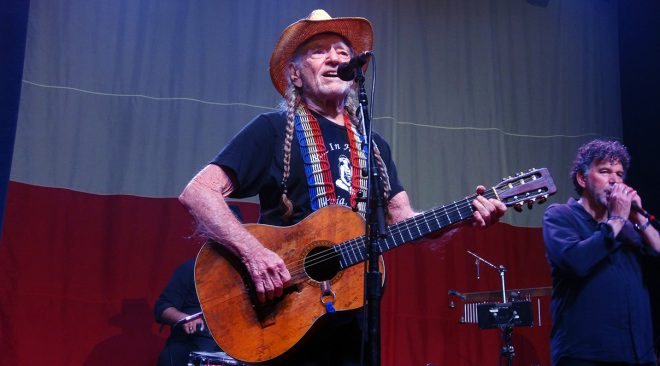 REVIEW: Willie Nelson blazes through hot set at the Fillmore