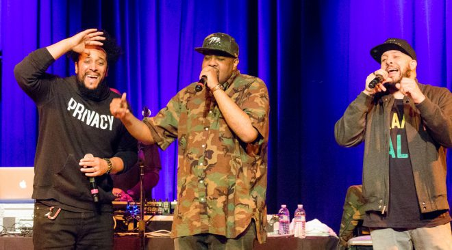 REVIEW: Blackalicious wows with relentless raps at Yoshi's