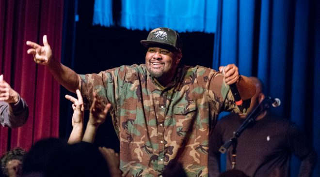 Obituary: Quick-spitting Blackalicious MC Gift of Gab dead at 50