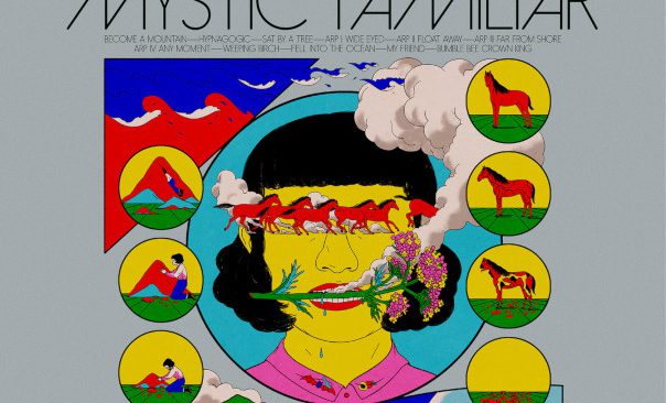 ALBUM REVIEW: Dan Deacon shares another psychedelic walkabout with 'Mystic Familiar'
