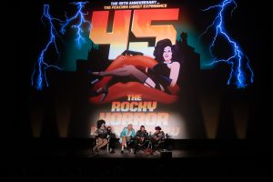 Peaches Christ, Barry Bostwick, Nell Campbell, Patricia Quinn, Rocky Horror Picture Show