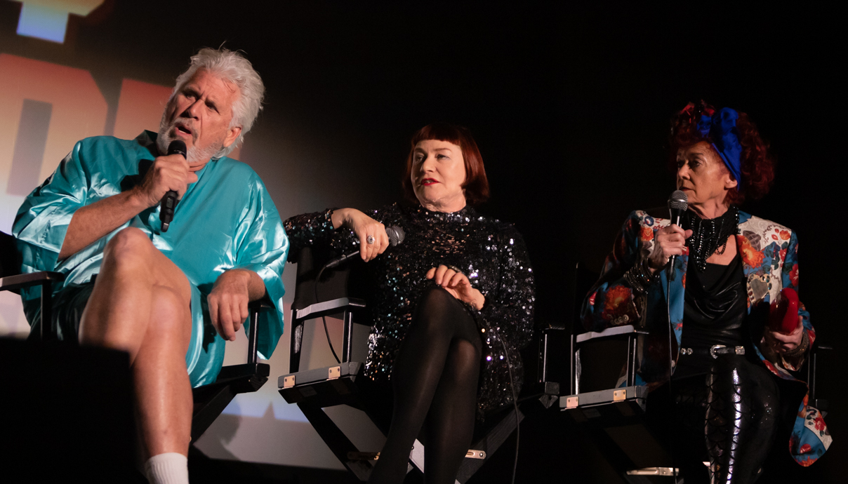 Barry Bostwick, Patricia Quinn, Nell Campbell, Little Nell, Rocky Horror Picture Show