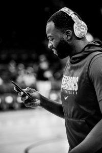 Golden State Warriors, Chase Center, Draymond Green