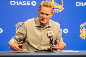 Golden State Warriors, Chase Center, Steve Kerr