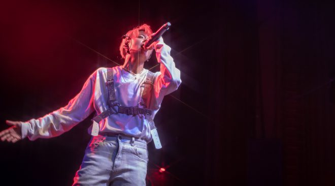 REVIEW: Amber Liu lets the past go at self-affirming Warfield show