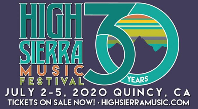 High Sierra Music Festival announces initial lineup and on-sales