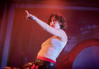 REVIEW: King Princess serenades her subjects at the Fox in Oakland