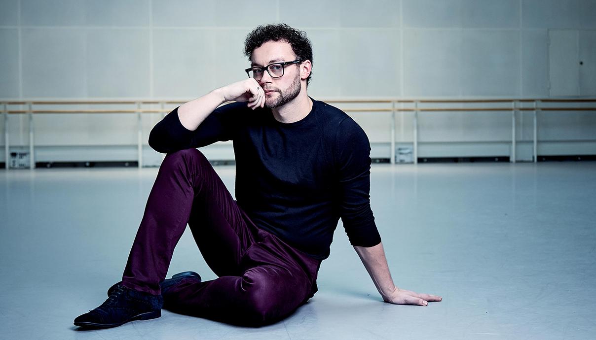 The Royal Ballet, Liam Scarlett