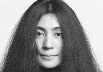 REWIND: Now playing over the writer's headphones: DEVO and Yoko Ono