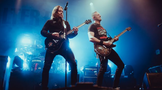 REVIEW: Alter Bridge gets down to business at the Regency Ballroom