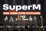 SuperM, Taemin, SHINee, EXO,Baekhyun, Kai, NCT 127, Taeyong, WayV, Lucas, Ten