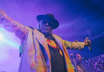 REVIEW: George Clinton and Parliament-Funkadelic create joyful chaos at Cornerstone