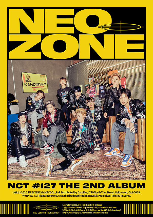 NCT 127, NCT #127 Neo Zone