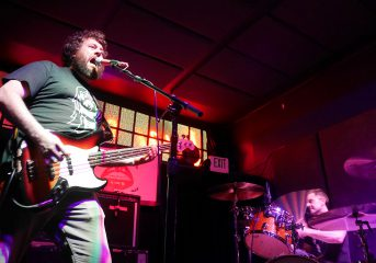 REVIEW: Big Business corporatizes heavy riffage at The Ivy Room