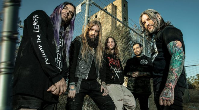 ALBUM REVIEW: Suicide Silence bites the bullet to 'Become The Hunter'