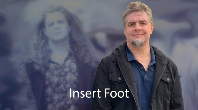 Insert Foot: Tony Hicks has conditions for joining, and RIFF is the lucky recipient