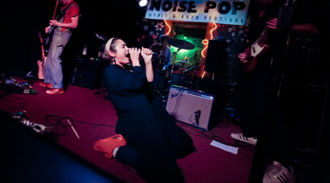 REVIEW: Warpaint's Jennylee and TT converge solo endeavors at Noise Pop