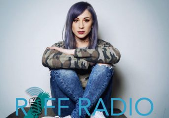 RIFF RADIO: Jen Ledger's hard rock ride that almost never was