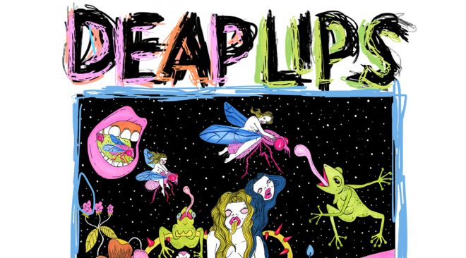 REVIEW: Deap Lips (Flaming Lips and Deap Vally) swear by collaboration on debut LP