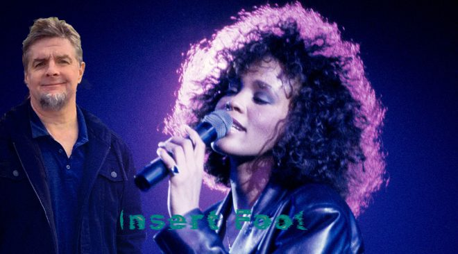 Insert Foot: Whitney Houston is back! And not earning a penny for herself