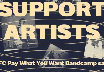 Run For Cover Records to donate all Bandcamp purchases directly to its artists
