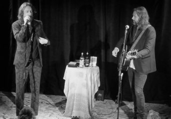 REVIEW: Brothers of a Feather Chris and Rich Robinson take SF to The Chapel