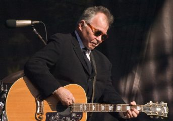 BREAKING: John Prine hospitalized in critical condition with COVID-19
